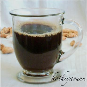 Jaggery Coffee